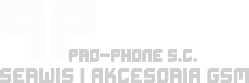 PRO-PHONE – Serwis i Akcesoria GSM